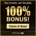 Binary Options 200% Welcome Bonus ONLY at OptionsXO!