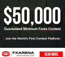 FX Arena – Big Forex Trading Contests!