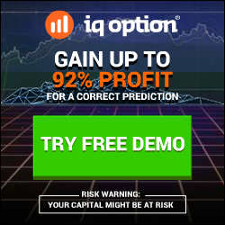IQ Option – Best Binary Options Broker (IAIR Awards)! Trade Crypto, Forex, Stocks and ETFs!