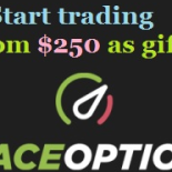 RaceOption Broker – Binary Options US Trading Welcome and First 3 Trades Risk Free!